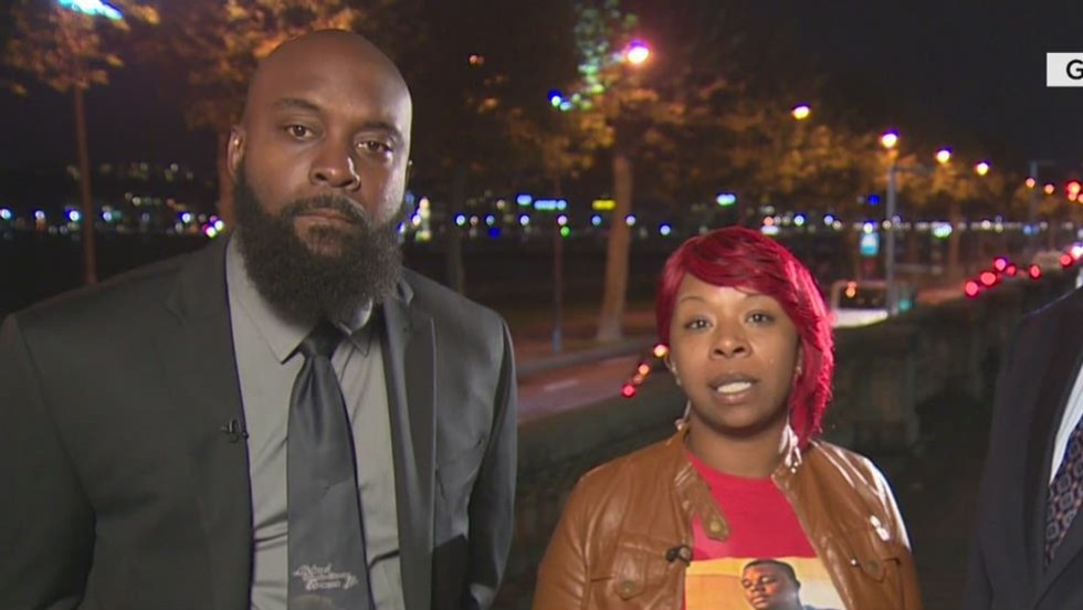 Michael Brown's parents address U.N.: 'We need the world to know'