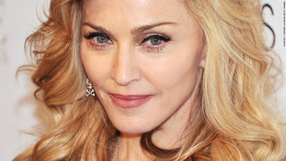 At 52 years old Madonna showed her softer side in a family-centered campaign for Dolce and Gabbana in 2010.