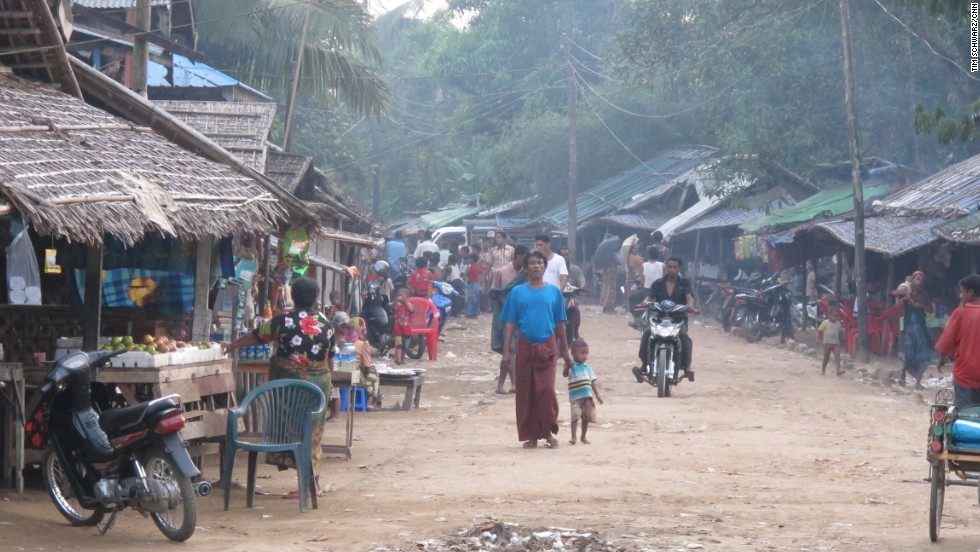 Since sectarian violence erupted in 2012, the Rohingya Muslims of Sittwe have been restricted to a few villages on the outskirts of the Burmese city. Rohingya from across the region have been forced to move here -- often for their own protection.