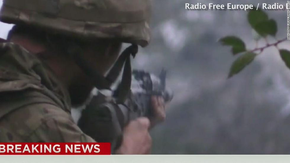Ukraine violence flares as ceasefire collapses