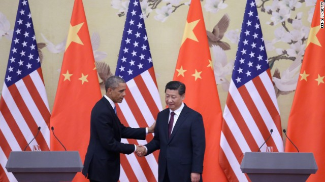 White House, China agree on climate change