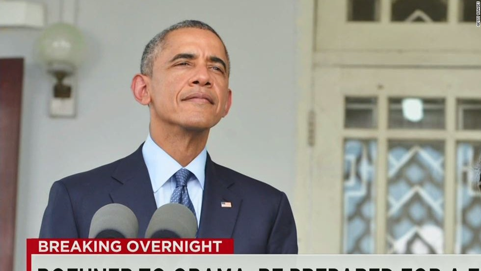 Obama: Immigration reform 'way overdue' - CNN Video