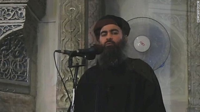 ISIS leader purpotedly sends new message