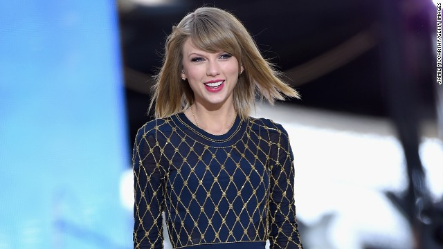 Taylor Swift's platinum prowess