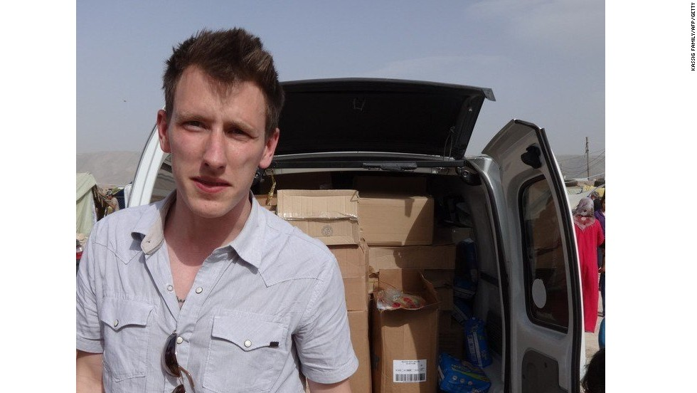 Peter Kassig's murder by ISIS: A sign of weakness from a terror group on the run