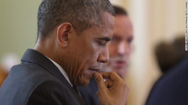 Obama: Beheading was 'act of pure evil'