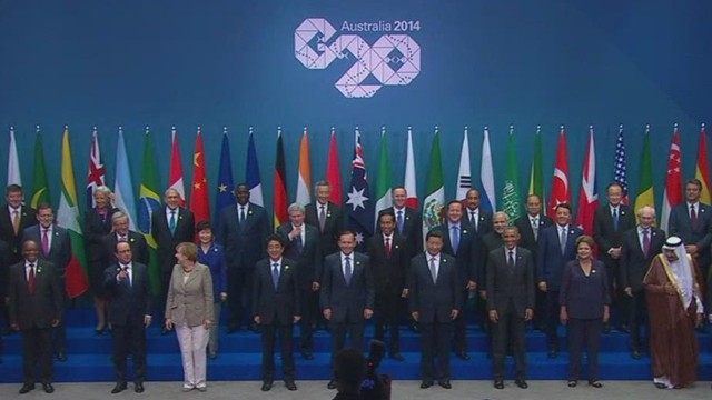Who came out on top at the G20 summit?