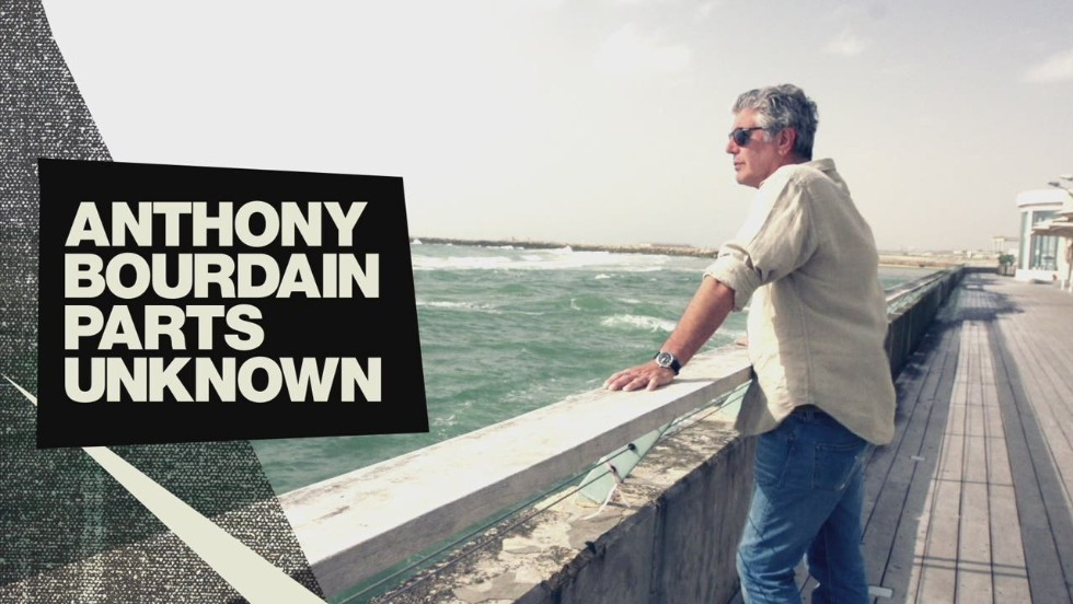 "<strong>""Anthony Bourdain: Parts Unknown Season 3""<strong></strong>:</strong> In the third installment of Bourdain's CNN program, he travels around the world, from Las Vegas and the Mississippi Delta to Russia and Mexico. <strong>(Netflix)</strong>"
