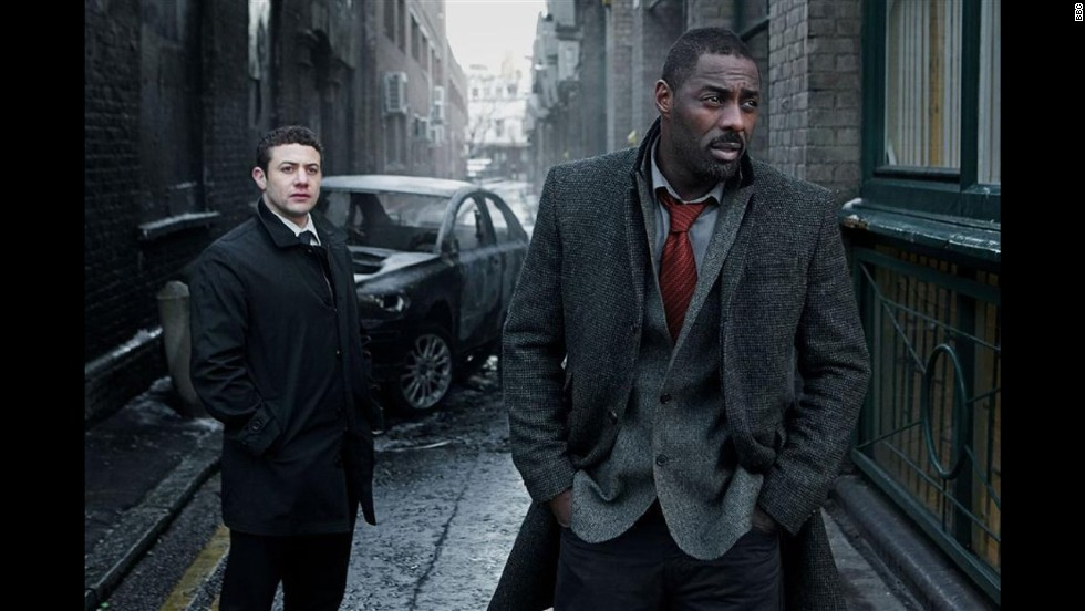 "<strong>""Luther"":</strong> With official word that a fourth season of this addictive British crime drama will arrive in the UK sometime in 2015, it's time to revisit  the first three seasons. Idris Elba, right, makes his mark in the starring role of morally complex detective John Luther."