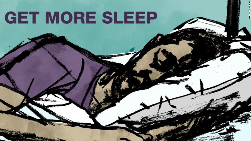 Seven To Eight Hours A Night Is Ideal For The Body Restore Itself Patients