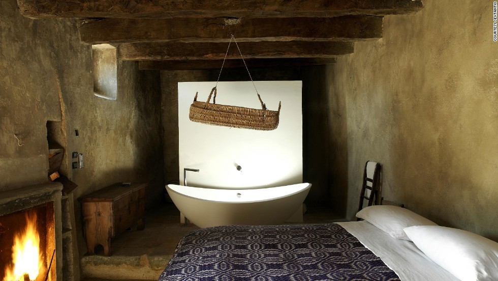 Though They Retain Many Of Their Rustic Charms The Rooms At Sextiantio Hotel Have