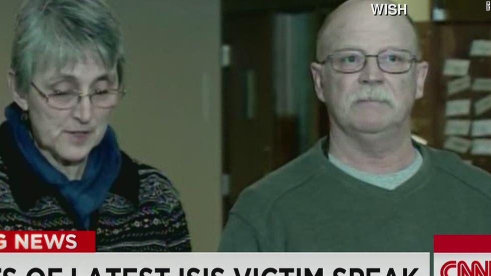 Peter Kassig's parents: 'Good will prevail'