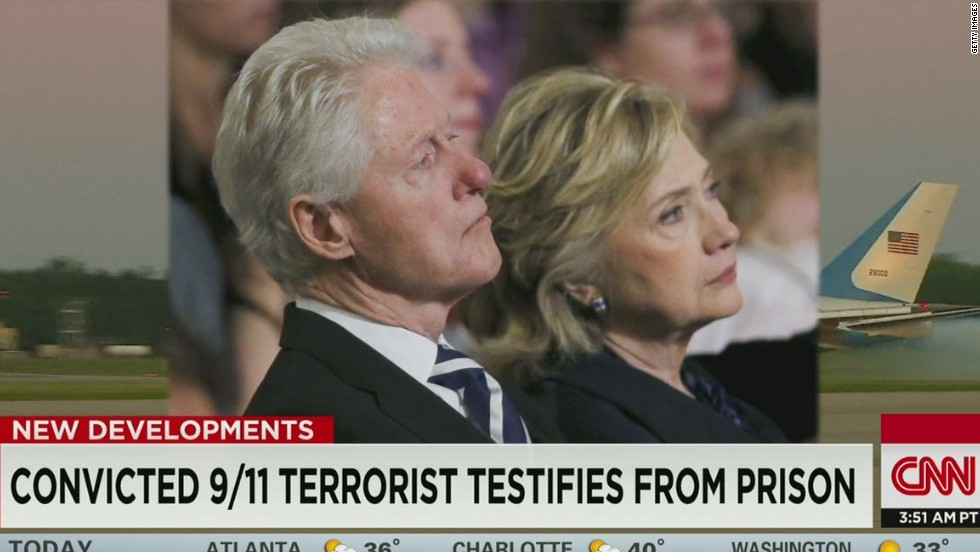 9/11 terrorist Zacarias Moussaoui claims Saudi involvement
