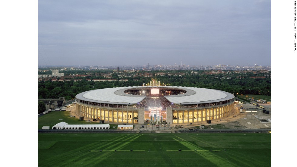 One of the biggest challenges for a stadium is to continue surviving the community long after a major sports event has ended. The Olympic Stadium in Berlin was originally constructed for the 1936 Games.