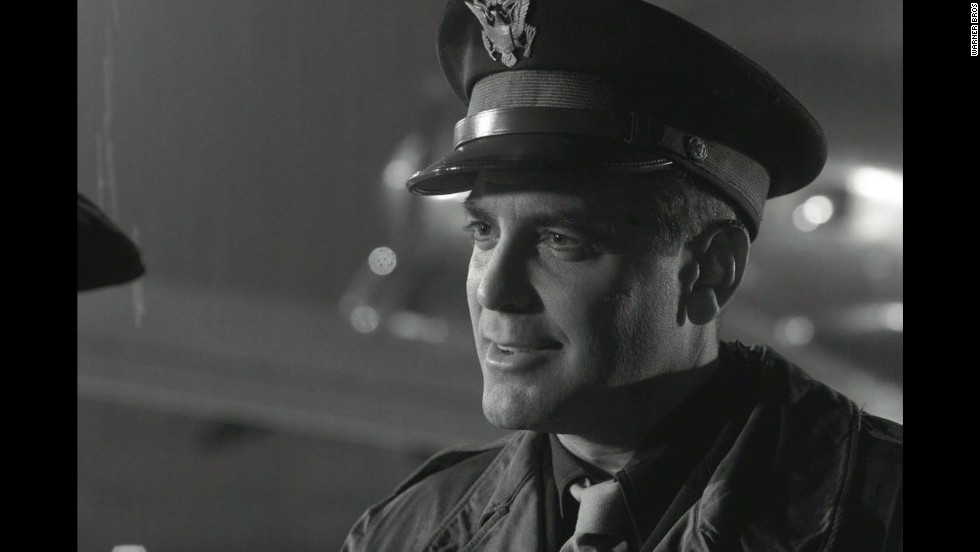 "In 2006, George Clooney starred in ""The Good German"" and became the second man to grab the title twice."