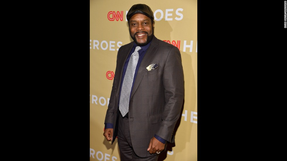 Actor Chad L. Coleman
