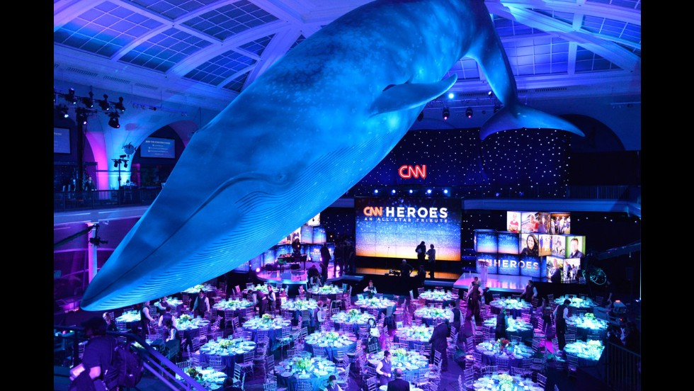 For the second straight year, the gala was held at the American Museum of Natural History.