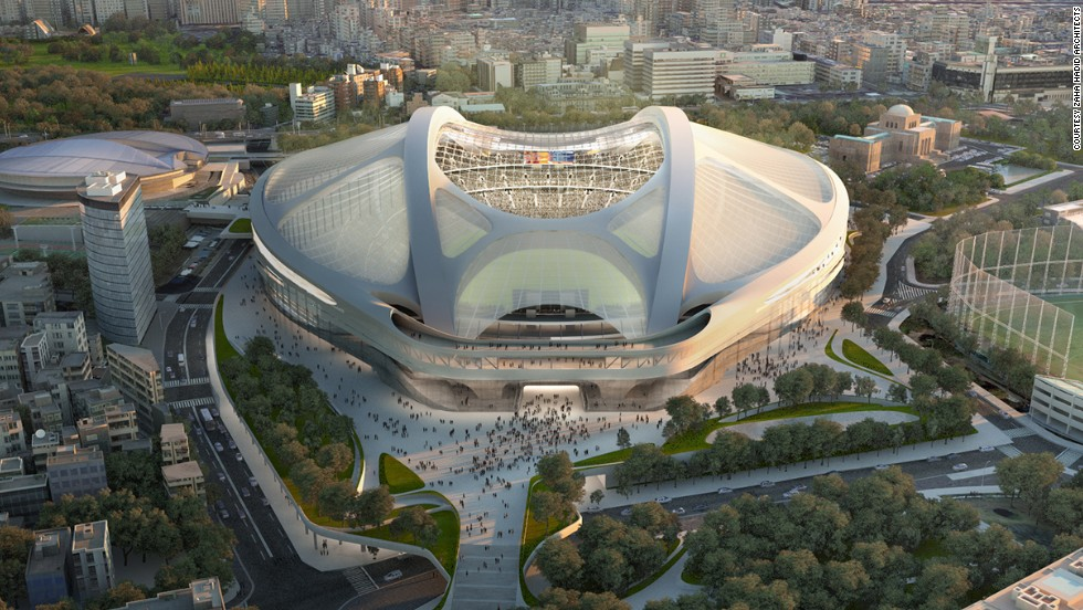 Sports stadium architecture: Welcome to the new temples of pleasure
