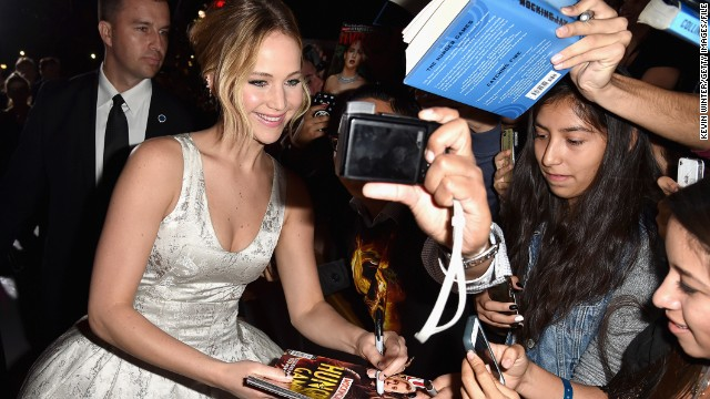 "Meet Jennifer Lawrence, or ""Cousin."""