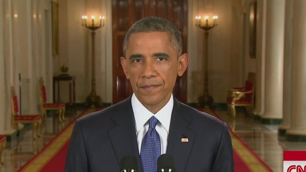 Transcript: President Obama's immigration address