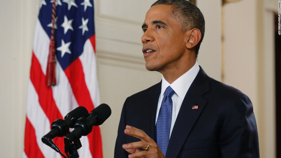 Obama on 2016: 'I've got dings' and Americans want 'that new car smell'
