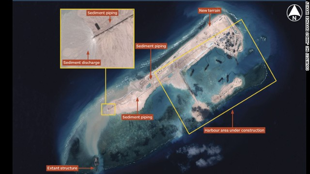Standoff in the South China Sea