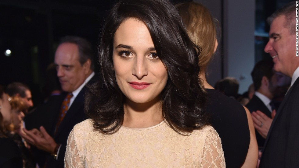 "Jenny Slate stars in ""Obvious Child"" as a comedian who gets unexpectedly pregnant. She's up for a lead actress honor."