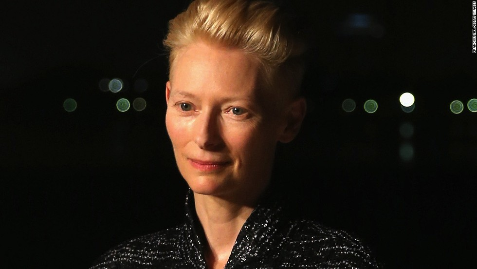 """Only Lovers Left Alive"" stars Tilda Swinton as a vampiric girlfriend to a rock star. Jim Jarmusch directed the film, which earned Swinton her second Independent Spirit nomination."