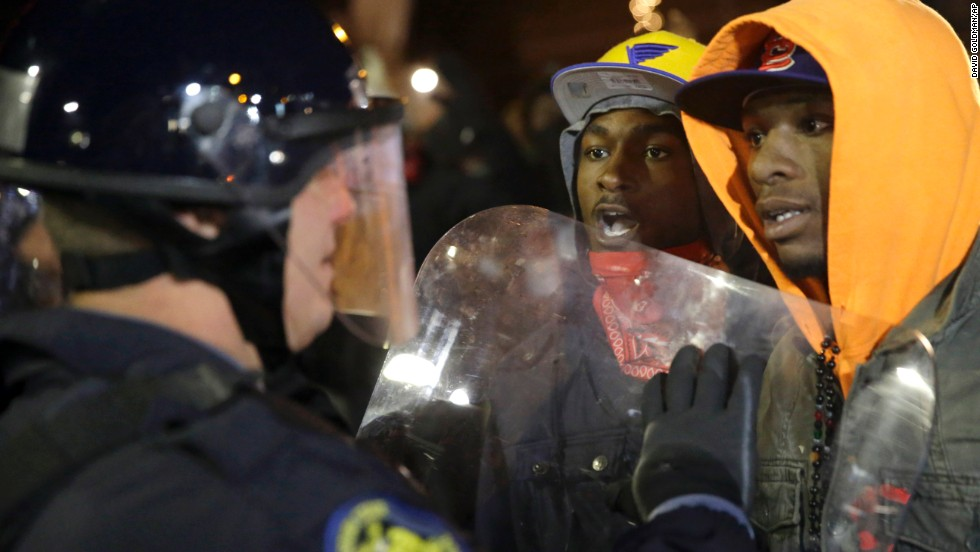 Coming soon: An app to report police brutality