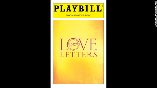 "Huston will make her Broadway debut in January in ""Love Letters."""