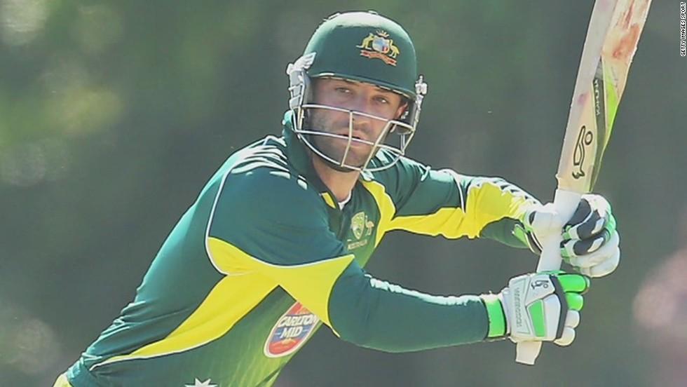Cricketer Phil Hughes dies - CNN Video