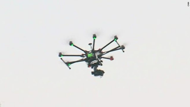 FAA: Drones getting too close to planes