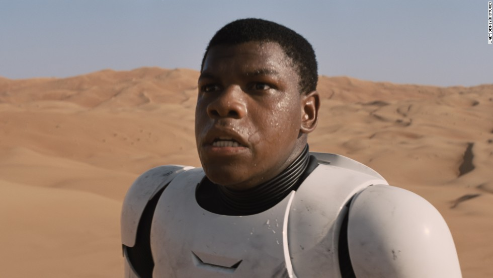 "<strong>Best: </strong>""Star Wars: Episode VII"" finally got a trailer just after Thanksgiving, and for that weekend it was a synonym for ""best thing ever."" Know what else was amazing? The way new ""Star Wars"" star John Boyega shut down racist remarks in the classiest way possible. Anyone flummoxed to see a black man in a Stormtrooper suit should, in the words of Boyega, ""get used to it."""