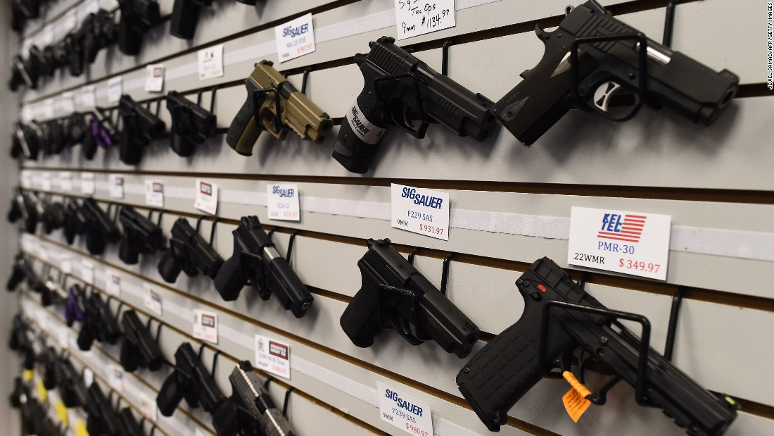 You dont need a permit to buy a gun in Nevada CNN