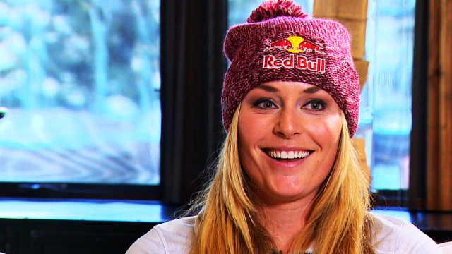 Vonn: Tiger is an 'inspiration'