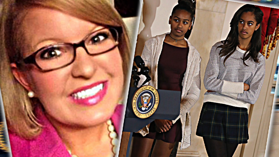 GOP staffer calls for more 'class' from Obama daughters