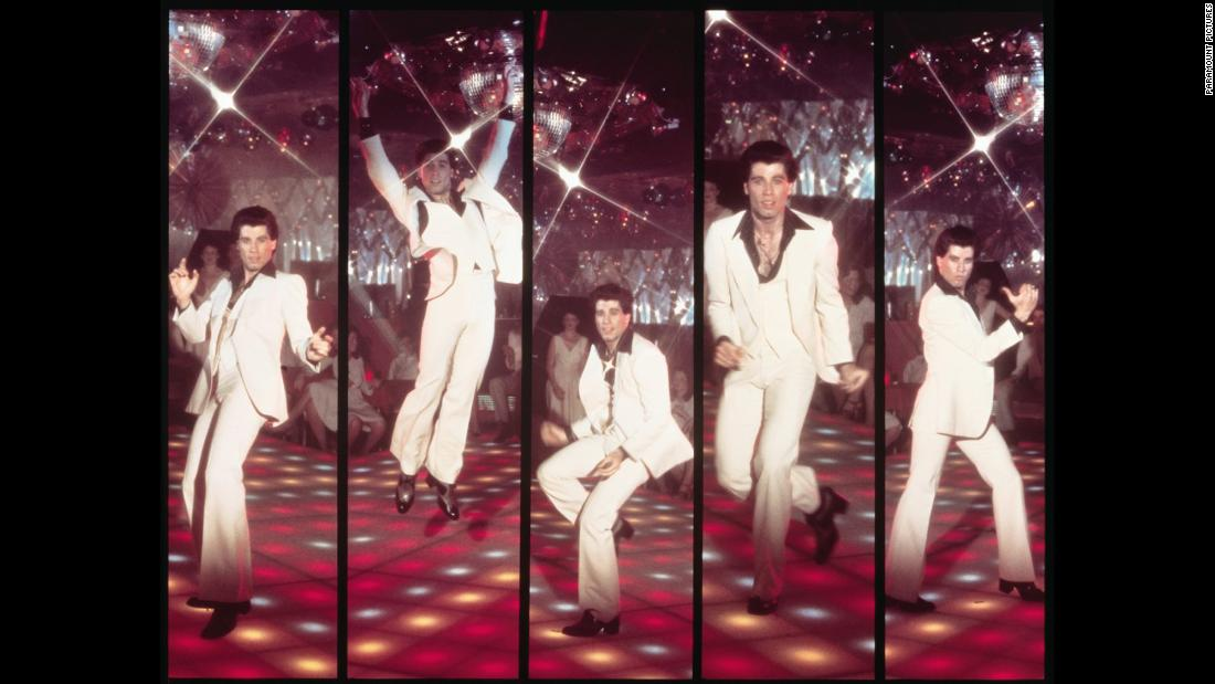 "<strong>""Saturday Night Fever""</strong>: The musical drama about a teenager trying to dance his way out of a bleak life at the local disco made John Travolta a star and celebrated its 40th annversary in 2017. <strong>(Hulu) </strong>"
