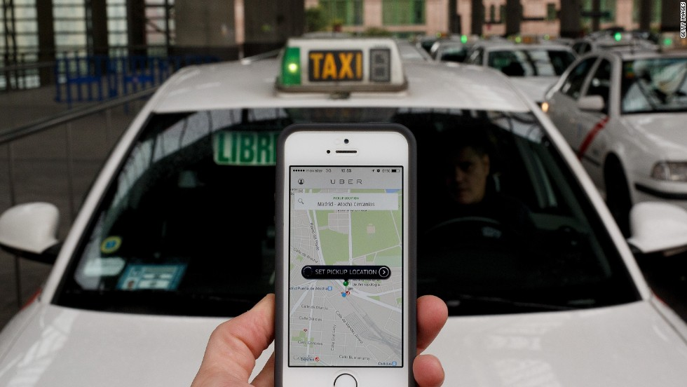 Alternative taxi service Uber has built a global empire in double-quick time. Could it collapse just as quickly?
