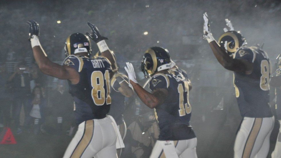 St. Louis Rams: We did not apologize - CNN Video