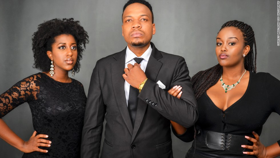 "This group takes its name from a word in a Kenyan dialect meaning ""light."" Bryan Chweya, Maureen Kunga and Wambui Ngugi met in 2008 and wrote a few songs for fun -- and have been performing all over Nairobi since then."