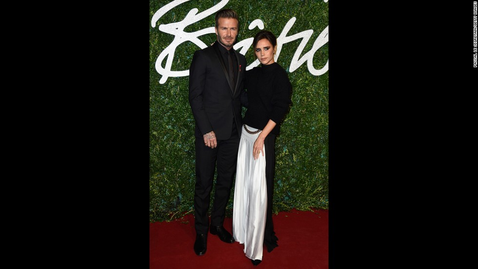 "Last night, fashion's most influential players congregated at the historic London Coliseum to honor the year's greatest designers and taste-makers at the <a href=""http://www.britishfashionawards.com/"" target=""_blank"">British Fashion Awards</a>.<br /><br />Winners are selected based on the votes of 400 fashion professionals. <a href=""https://www.victoriabeckham.com/"" target=""_blank"">Victoria Beckham</a>, who is known for her impeccably tailored, elegant dresses (Posh indeed), was in tears when she was recognized with the award for Best Brand, and thanked husband David in her speech."