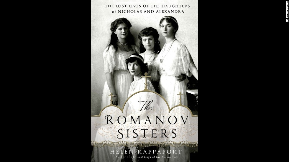 "<strong>History: </strong>Sometimes, the truth can be better than fiction, and that's the case with Helen Rappaport's <a href=""https://www.goodreads.com/book/show/18404173-the-romanov-sisters"" target=""_blank"">in-depth look into the lives</a> of the four Romanov sisters: Olga, Tatiana, Maria and Anastasia."