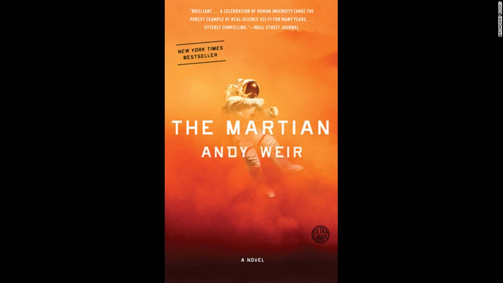 "<strong>Science fiction: </strong>This year's pick for best science fiction book comes from Anthony Weir. In ""<a href=""https://www.goodreads.com/book/show/18007564-the-martian"" target=""_blank"">The Martian</a>,"" Weir tells a gripping story of an astronaut who becomes one of the first people to walk on Mars -- only to realize that he may become one of the first people to die there after his crew accidentally leaves him behind."