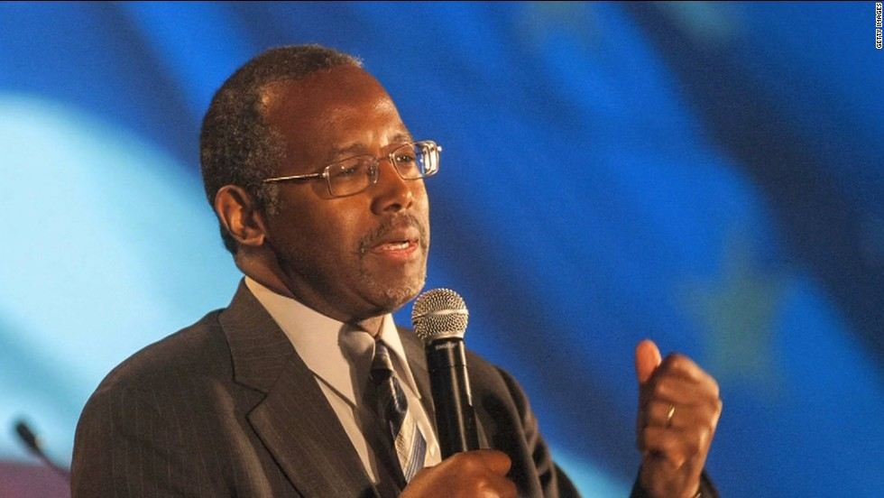 Ben Carson holds up ISIS as an example for U.S.