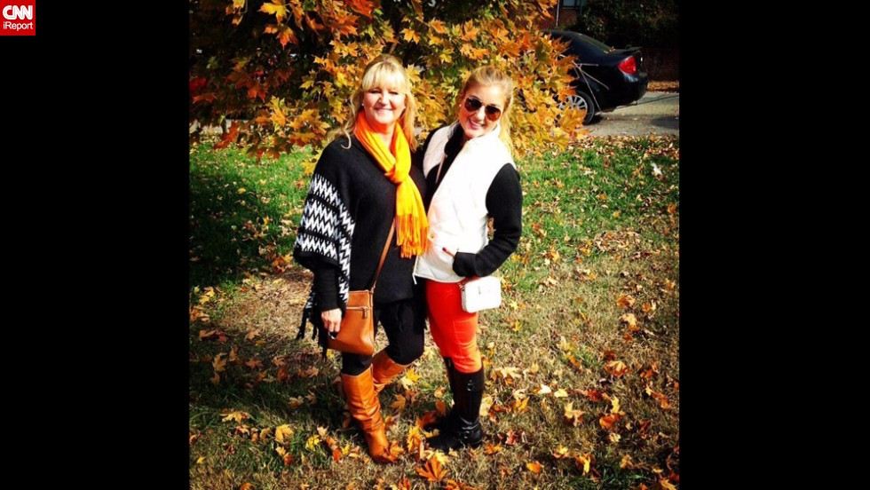 "It's not only students who take game day attire seriously: Parents get in on the fun, too! Here, <a href=""http://ireport.cnn.com/docs/DOC-1191100"">Carly Young</a>, right, and her mother show their spirit for the University of Tennessee in Knoxville. Young, a senior, says she has one pet peeve about the outfits she sees in Vols territory -- when ladies try to pass off pink as orange. Horrors!"