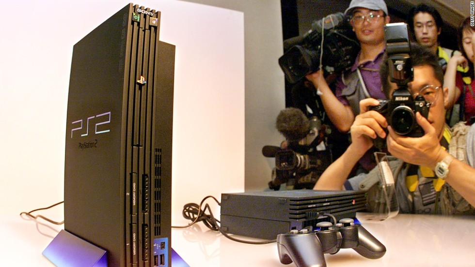 "The PlayStation's sequel, the PlayStation 2, wasn't released until 2000. It upgraded to a 128-bit ""Emotion Engine"" CPU and added support for CD-ROMs. It would go on to sell more than 155 million units and run more than 3,870 game titles."