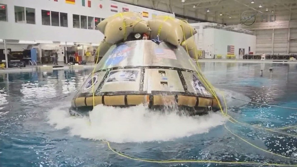 NASA's Orion launch scrubbed, rescheduled for Friday