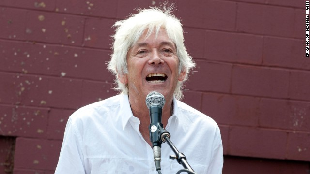 NASHVILLE, TN - SEPTEMBER 20:  Ian McLagan performs at Grimey's Americanarama on September 20, 2014 in Nashville, Tennessee.  (Photo by Erika Goldring/Getty Images for Americana Music)