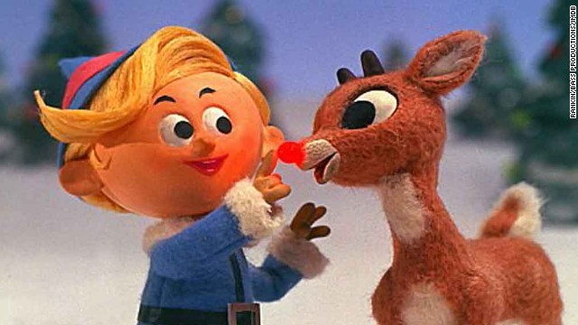 'Rudolph the Red-Nosed Reindeer' figurines get a second life