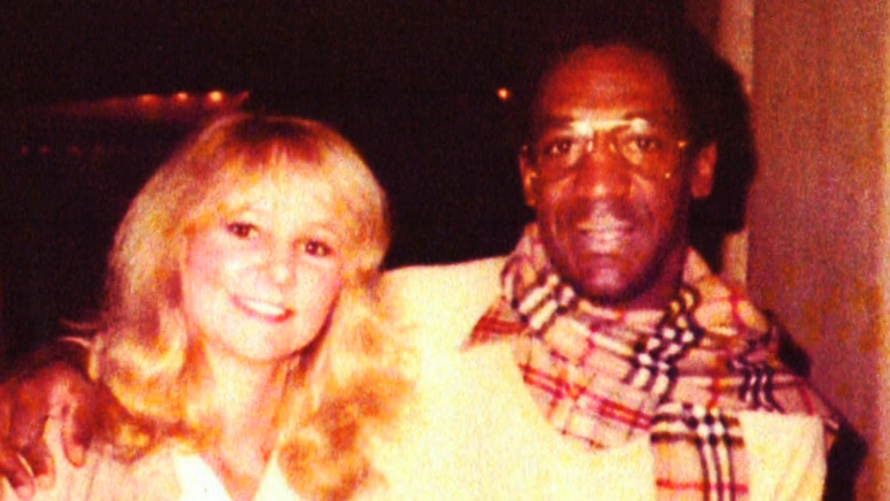 Woman alleges Cosby raped her -- and other Playboy bunnies